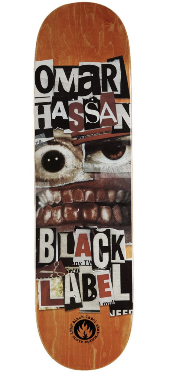 Black Label Black Label - 8.38 Hassan Nip Tuck