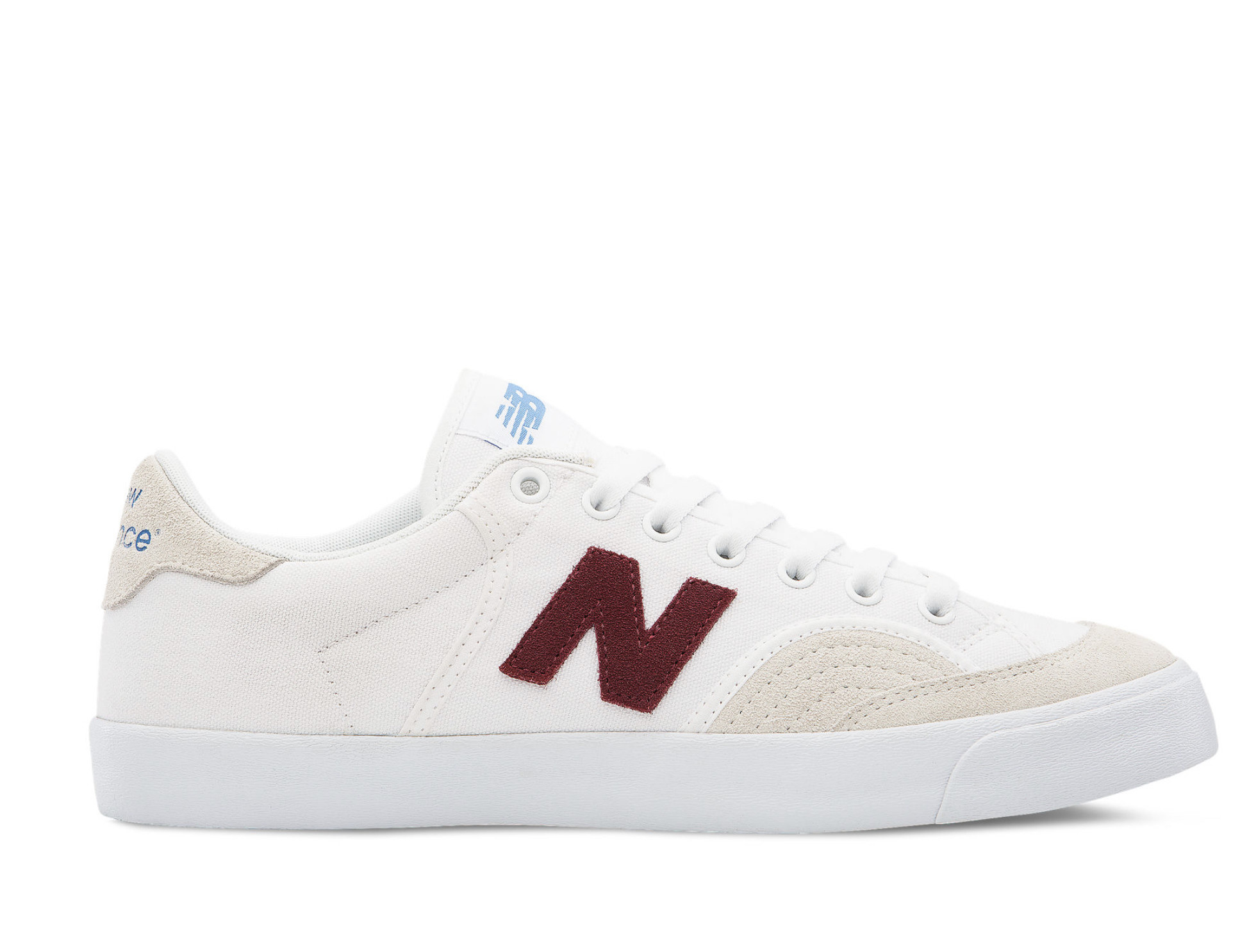 New Balance New Balance - 212 Cream/White/Maroon
