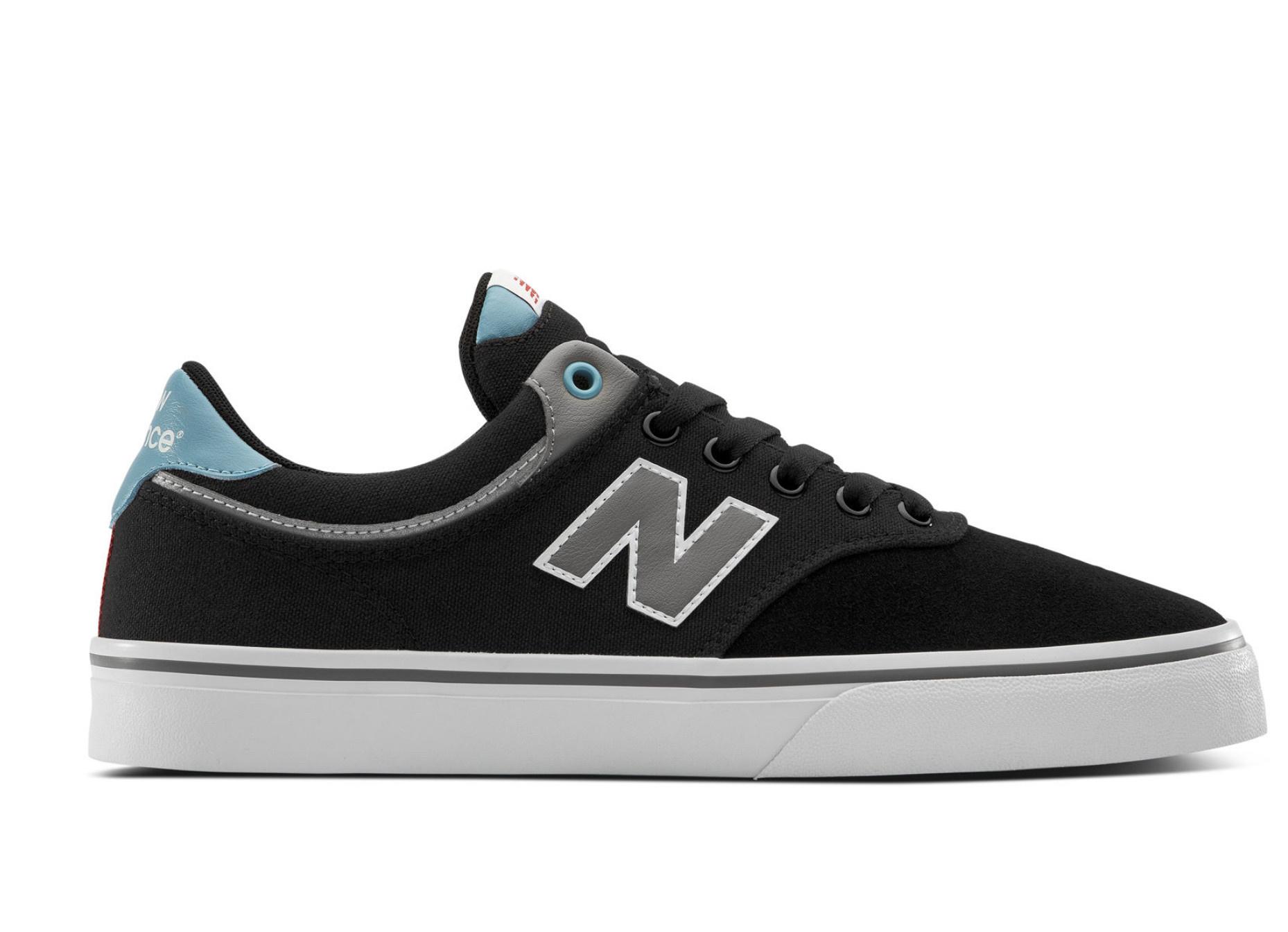 New Balance New Balance - 255 Black/Blue/Reflective