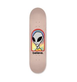 Alien Workshop Alien Workshop - 7.875  Believe Hologram Pink