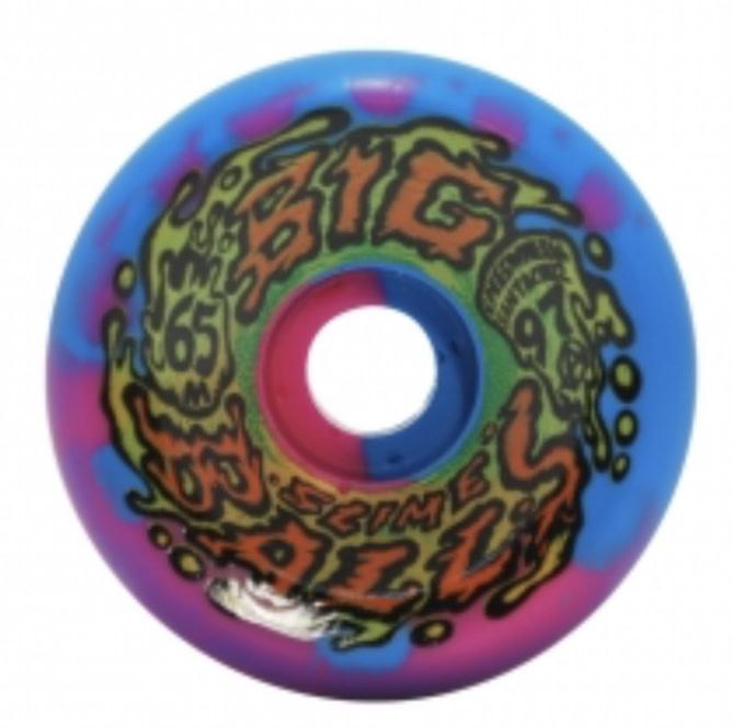 Slime Balls Slime Balls - Big Balls Blue Pink Swirl 97a