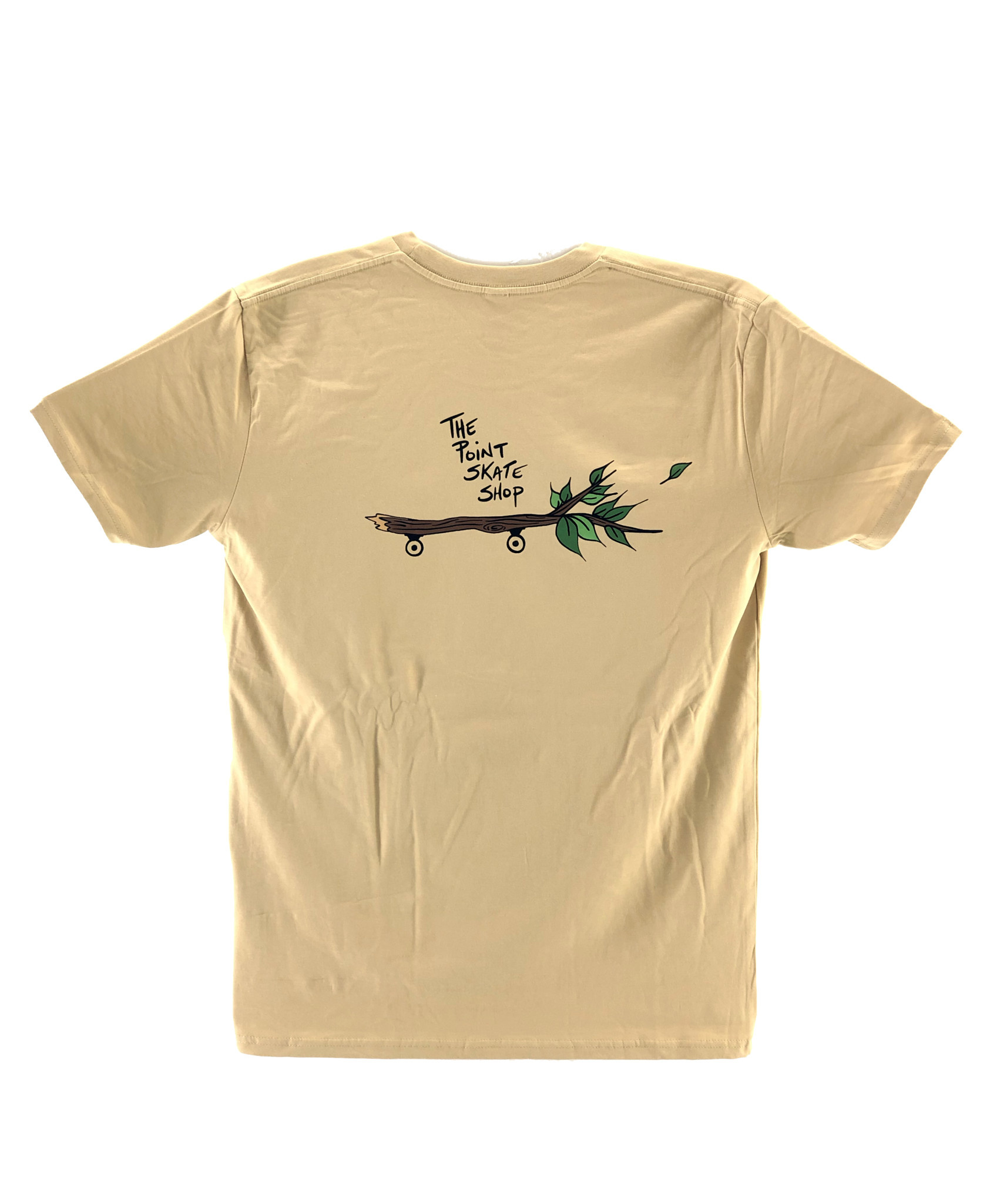 The Point The Point - Wood Pusher SS Tan