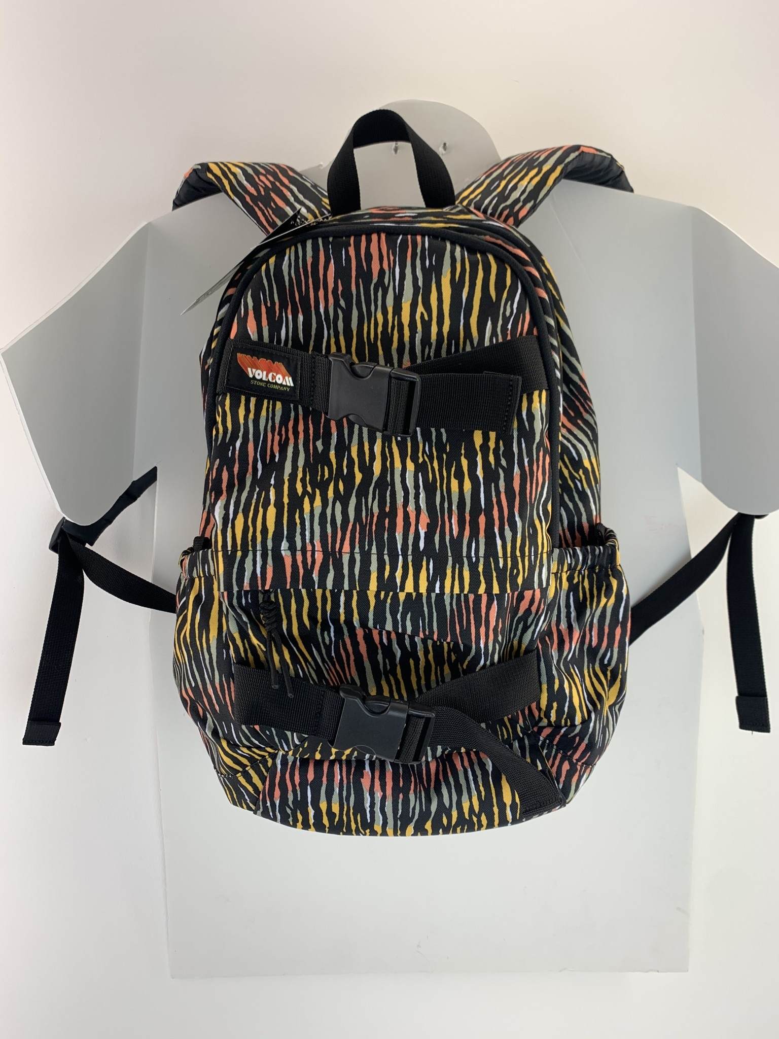 Volcom Volcom - Substrate II Backpack Multi Colored