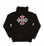 Independent Independent - Streamer P/O Hooded Midweight Sweatshirt Black Youth Independent