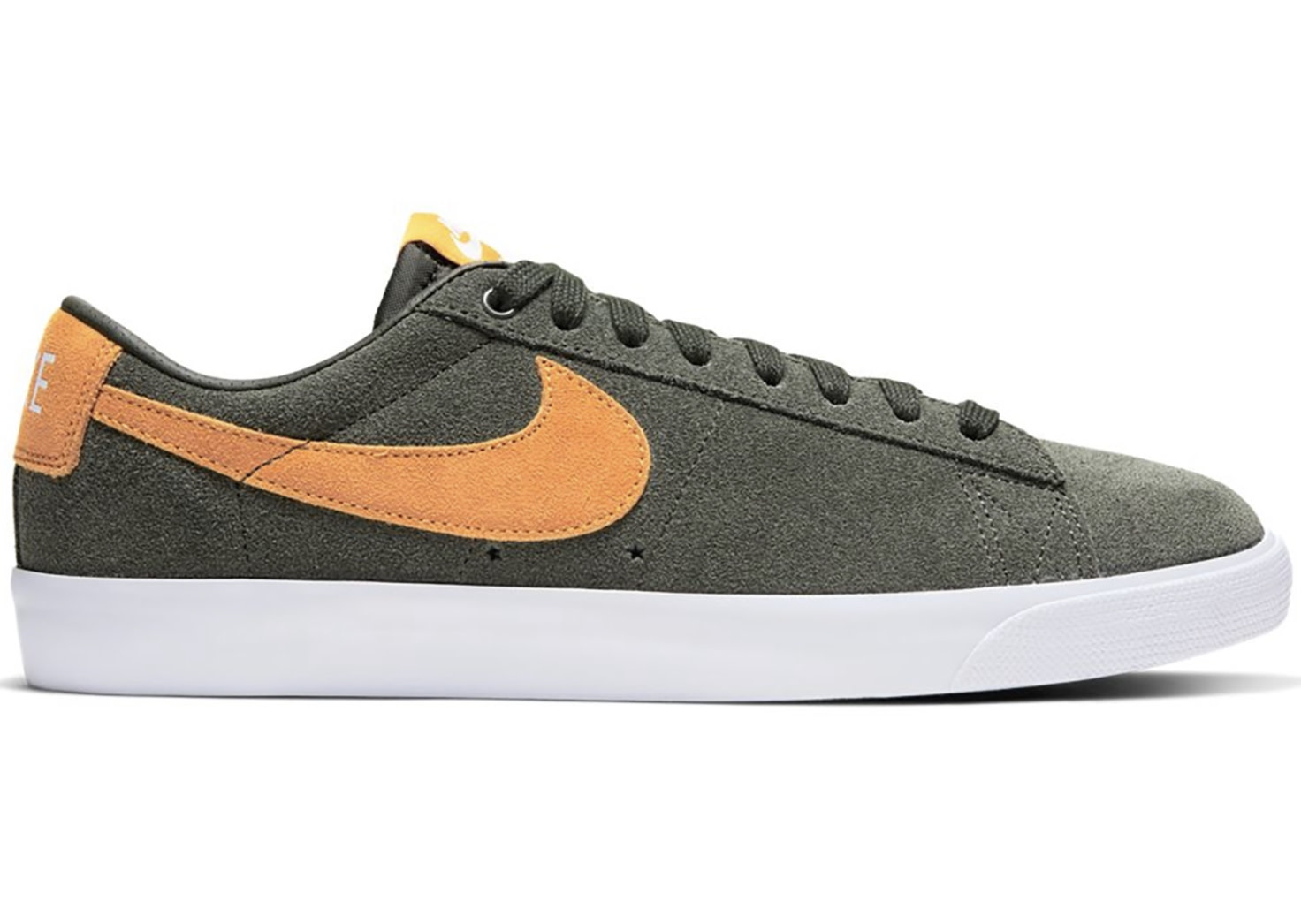 Nike Nike - SB Zoom Blazer Low GT Sequoia/ Kumquat