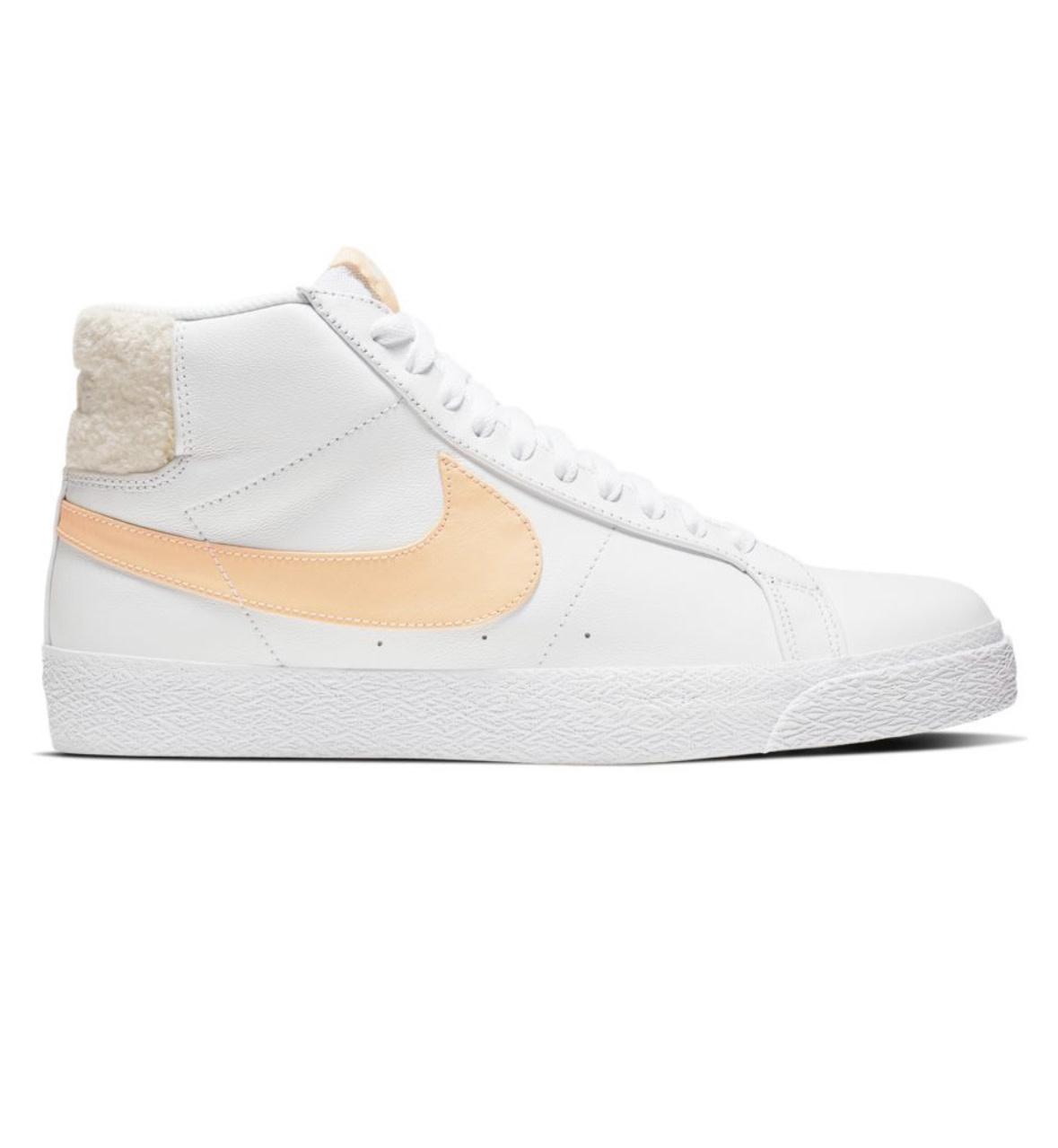 Nike Nike - SB Blazer Mid Premium White/ Celestial Gold