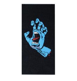 Santa Cruz Santa Cruz - Screaming Hand Towel Black