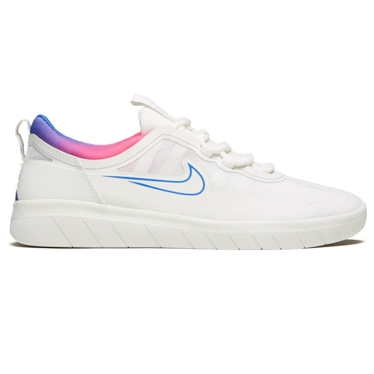 Nike - SB Nyjah Free 2.0 T Summit White