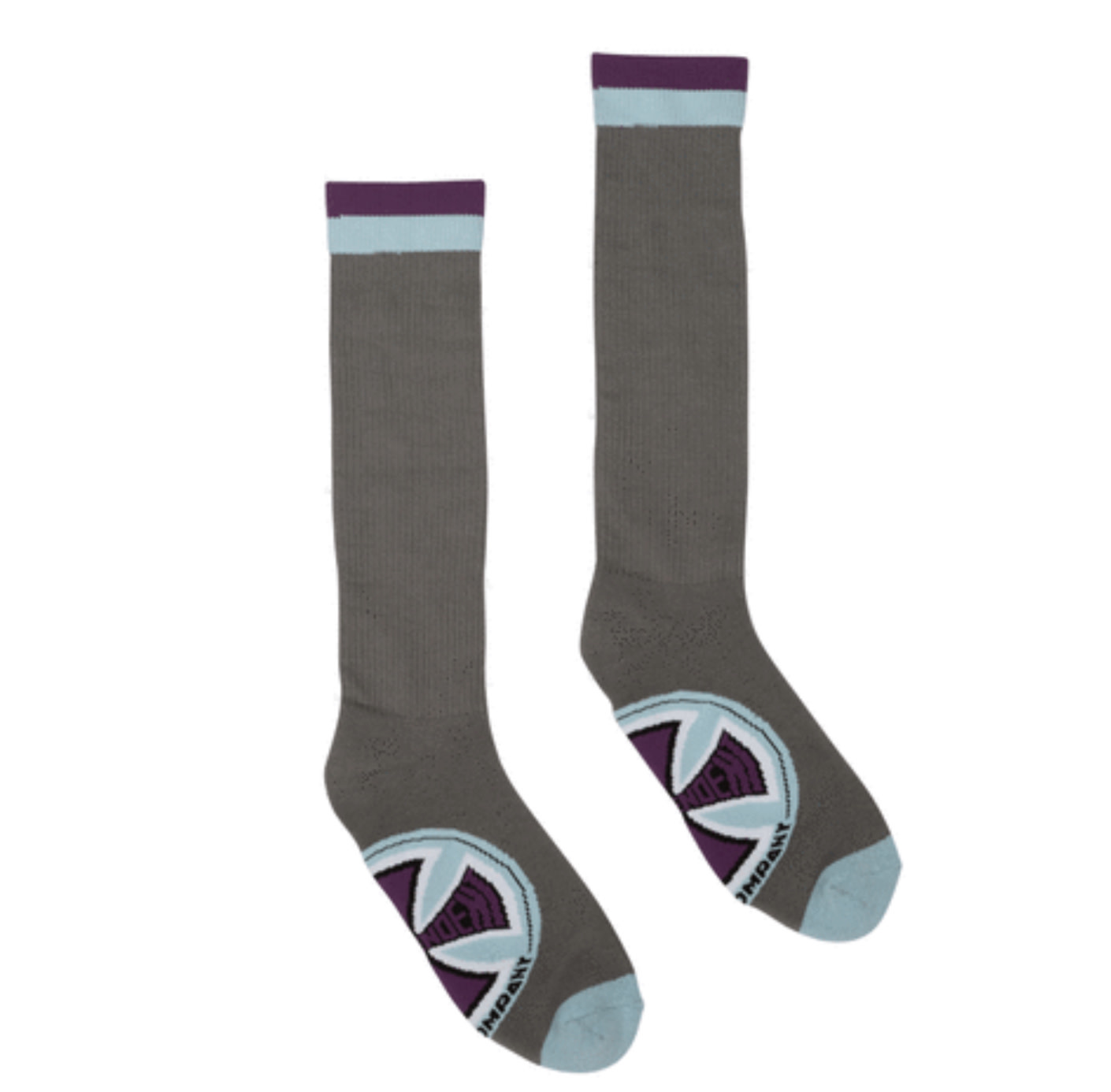 Independent Independent - Chroma Tall Charcoal w/Powder Blue