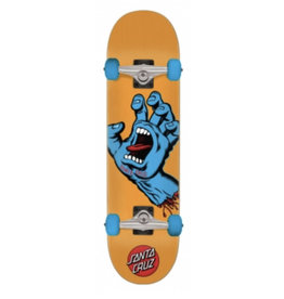 Santa Cruz Santa Cruz - 7.80 Screaming Hand Mid Sk8