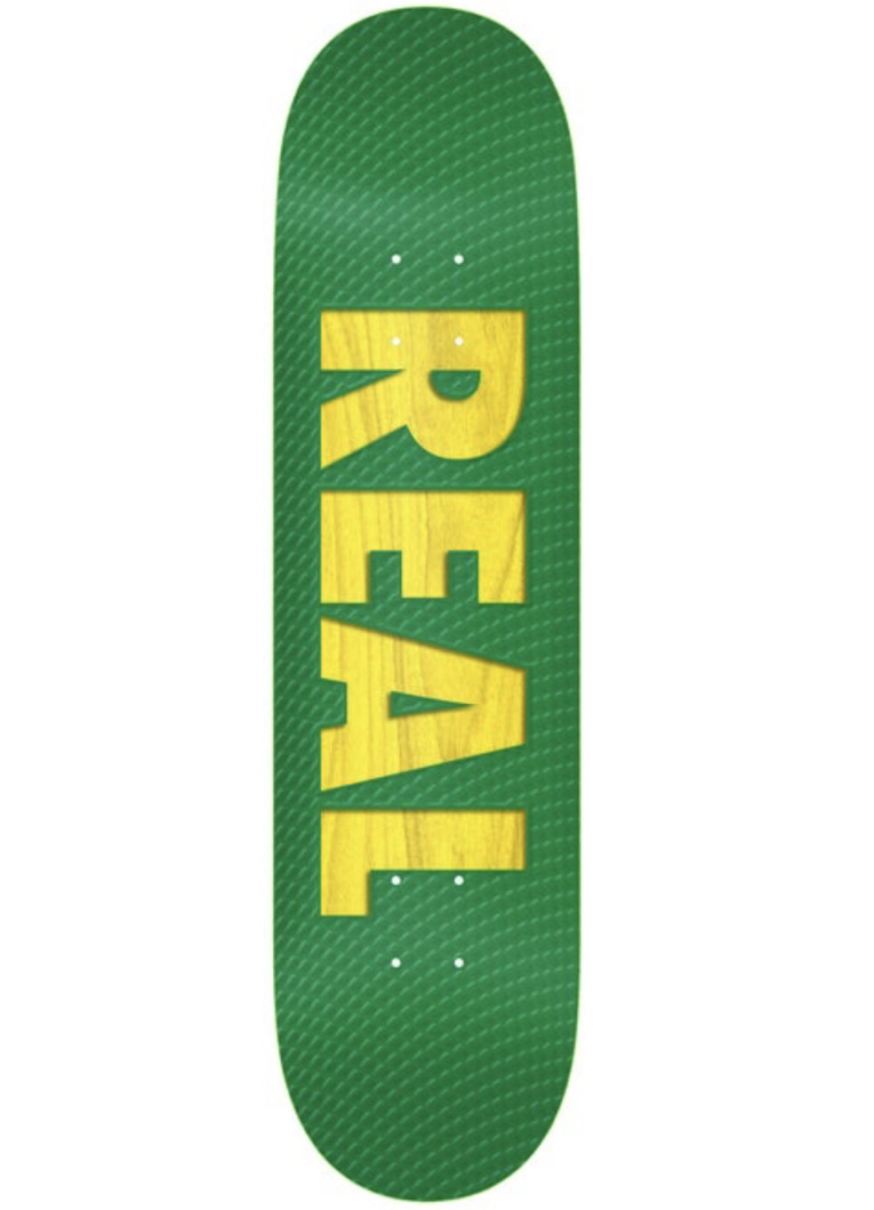 Real Real - 8.38 Bold Team Green