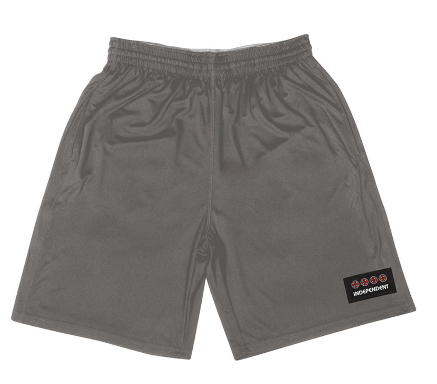 Independent Independent - Manner Basketball Short Bottom Charcoal