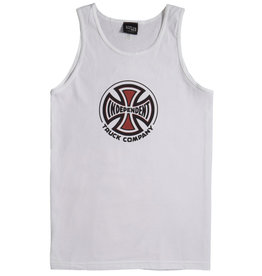Independent Independent - Truck Co Tank Regular T-Shirt White