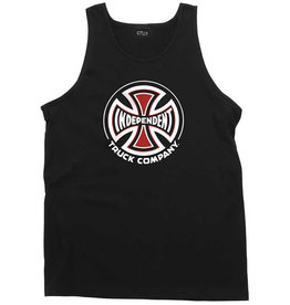 Independent Independent - Truck Co Tank Regular T-Shirt Black