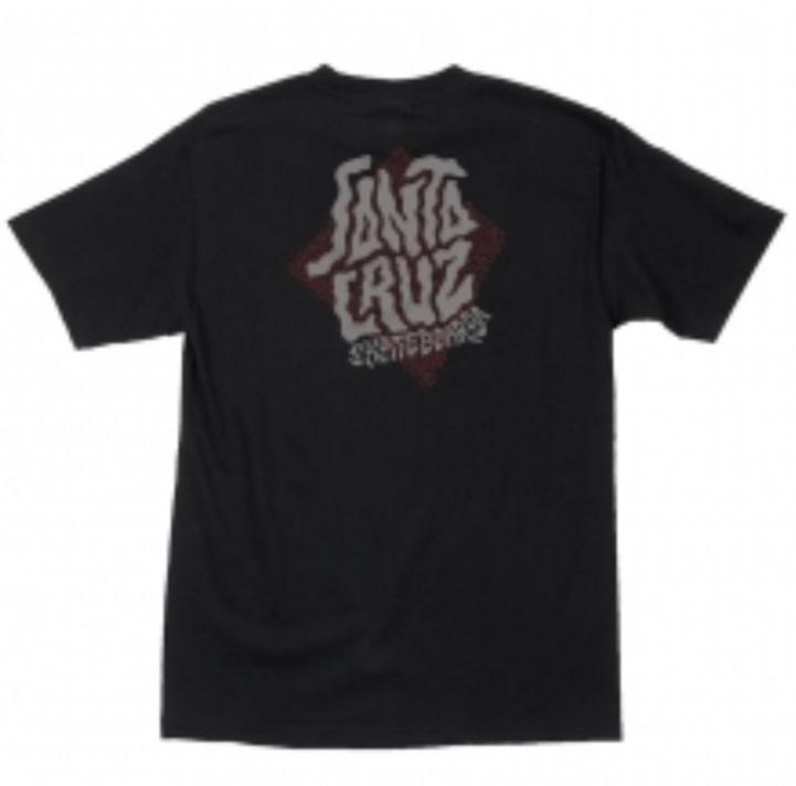 Santa Cruz Santa Cruz - Passage S/S Regular T-Shirt Black