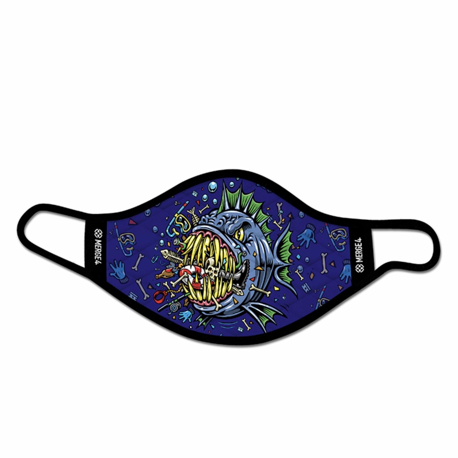 Merge 4 Merge 4 - Jimbo Bad Fish Mask