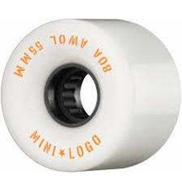 Mini Logo Mini Logo - AWOL 80A White