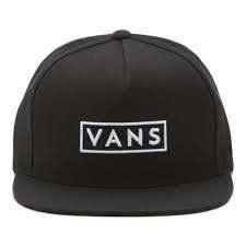 Vans Vans - Easy Box Snapback Black