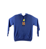 The Point The Point - Gonz Art Blue Hoodie
