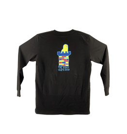 The Point The Point - Gonz Art Black L/S