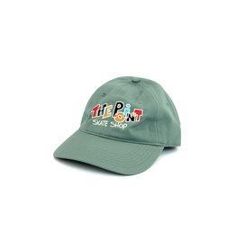The Point The Point - Collage Davie Sage Hat