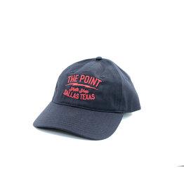 The Point The Point - Deco Davie Navy Hat