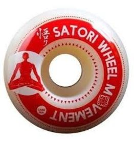 Satori Movement Satori - 53MM Meditation Series 98 A Red