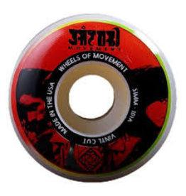 Satori Movement Satori - 51MM Vinyl Series 101A Red