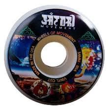 Satori Movement Satori - 54MM Vinyl Series 101A Psycedelic