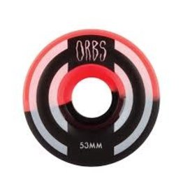 Orbs Orbs - Apparitions Coral/Black
