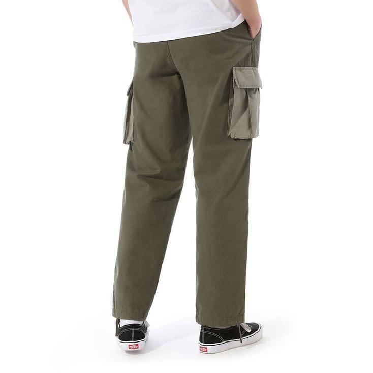 Vans Vans - Duffle Loose Tape Cargo Pants Grape Leaf