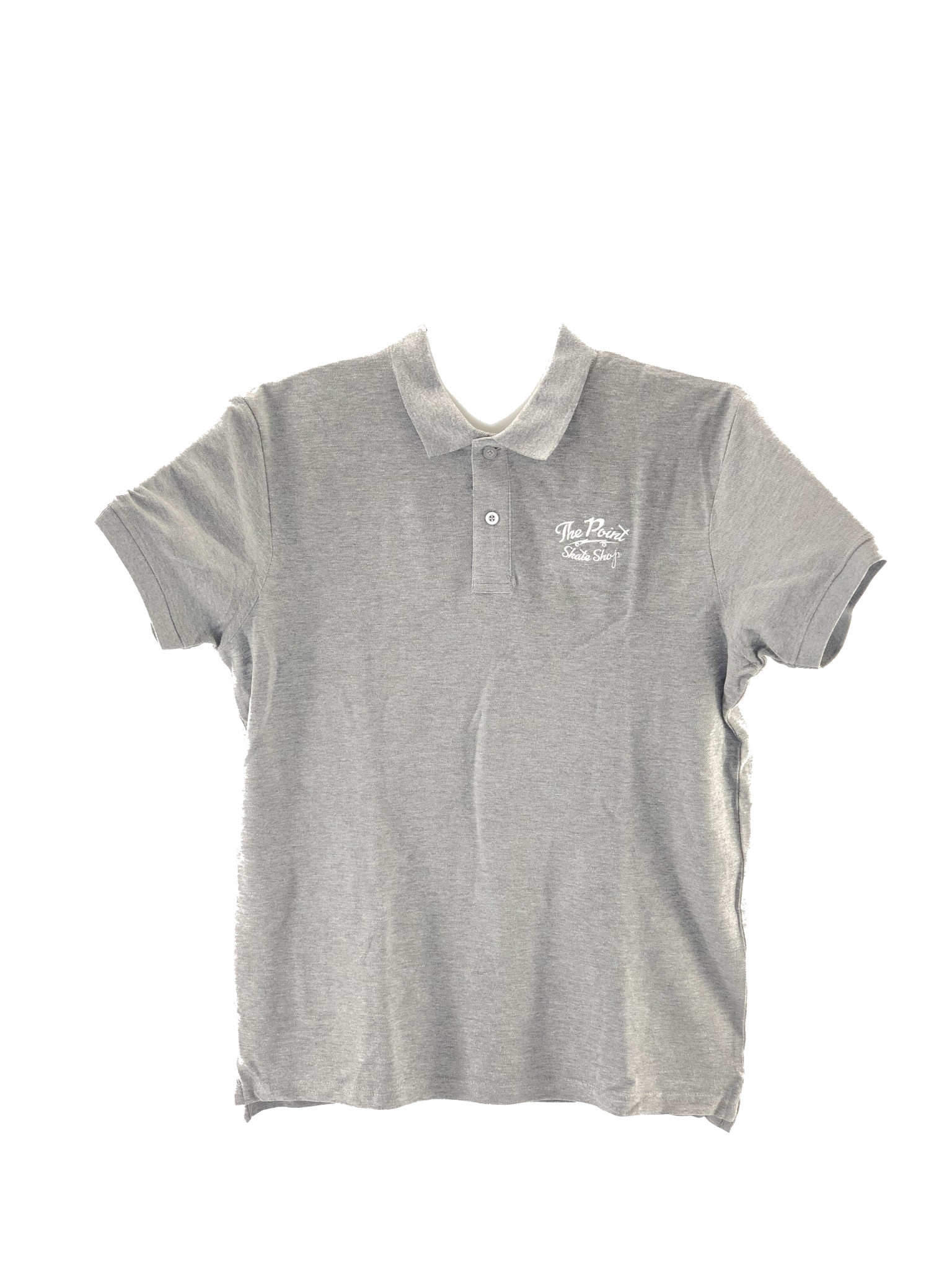 The Point The Point - Classic Polo Grey