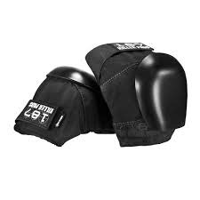 187 187 - Pro Knee JR. Black/Black