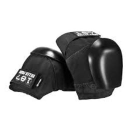 187 187 - Pro Knee JR. Black/Black