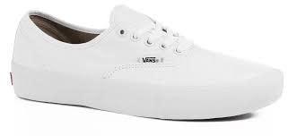 Vans Vans - Authentic Pro True White
