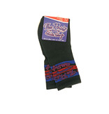 The Point The Point - Classic Logo Socks Black