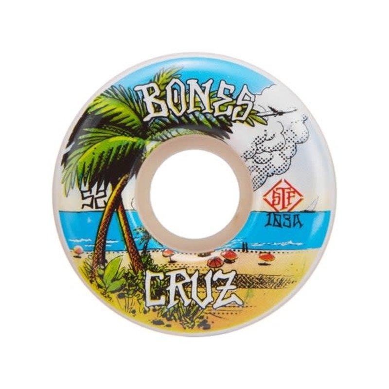 Bones Bones - 52 V2 Locks STF Cruz Buena Vida 103A