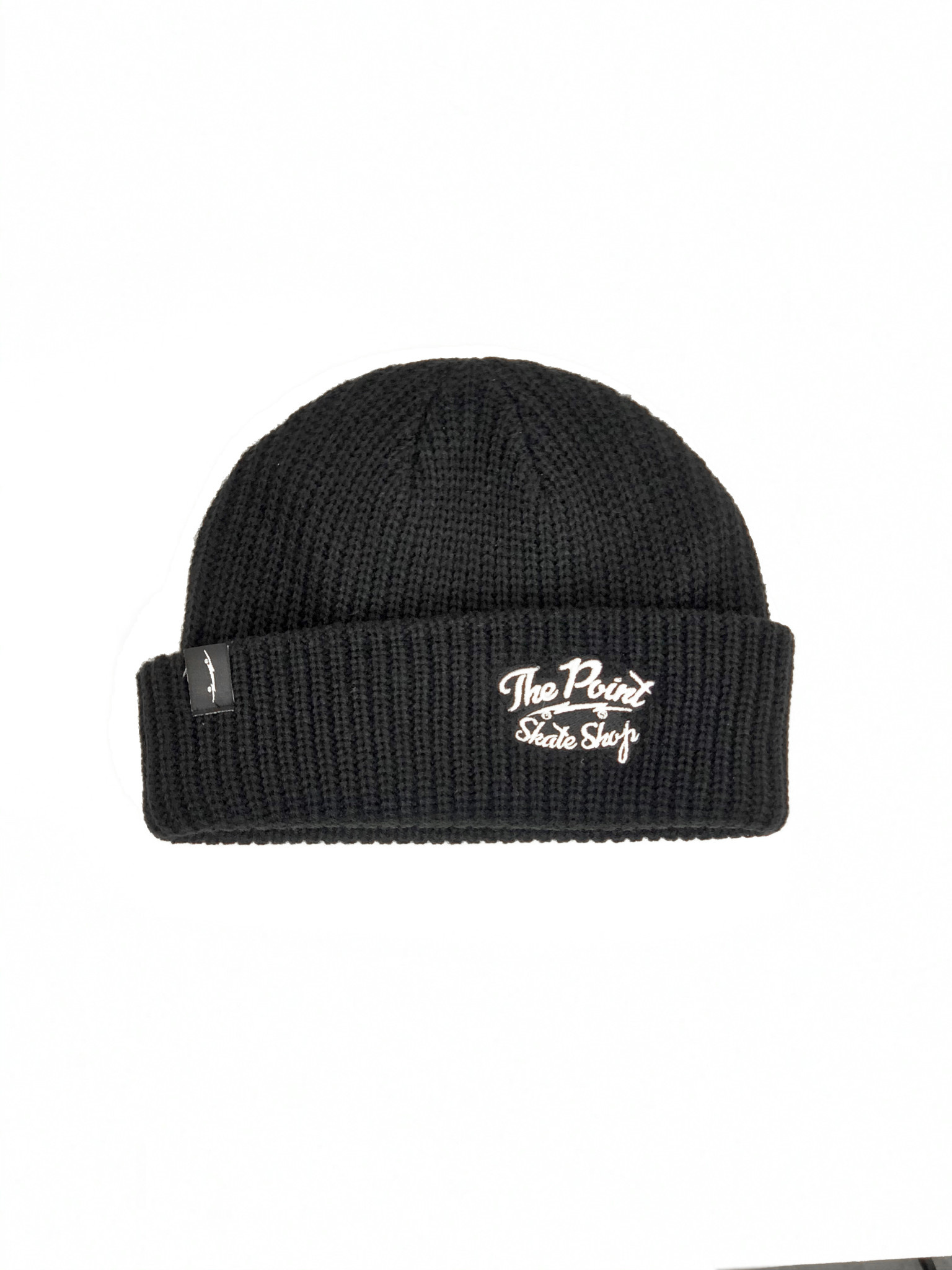 The Point The Point - Classic Logo Beanie Black