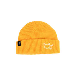 The Point The Point - Classic Logo Beanie Gold