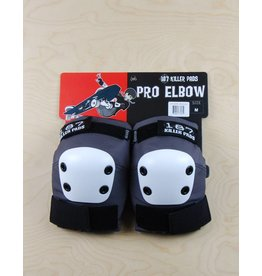 187 187 - Pro Elbow Dark Grey
