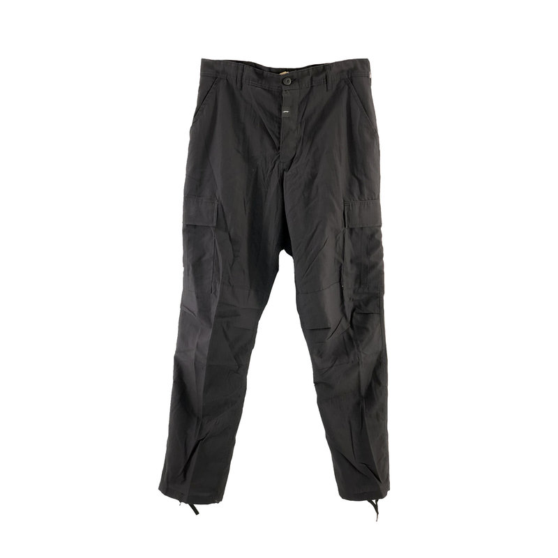 The Point The Point - Script Cargo Pants Black