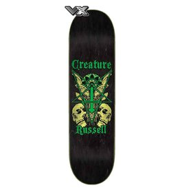 Creature Creature - 8.6 Russell Coat of Arms VX Deck