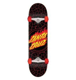 Santa Cruz Santa Cruz - 8.00 Flame Dot Full Sk8