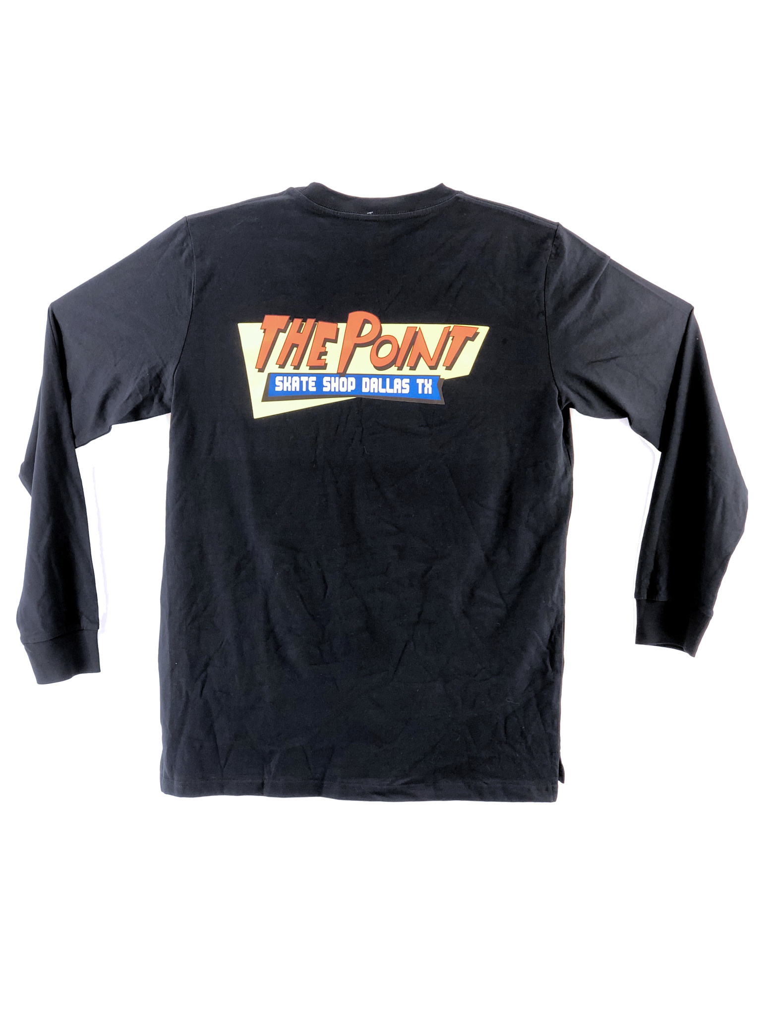 The Point The Point - Fast Times Navy L/S
