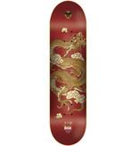 DGK DGK - 7.75 Bruce Lee Golden Dragon Lenticular Red