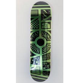 Now Now - 8 Green Pop Art