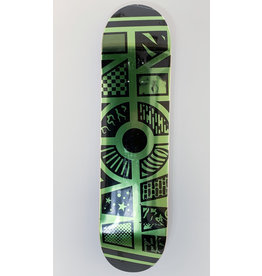 Now Now - 8.25 Green Pop Art