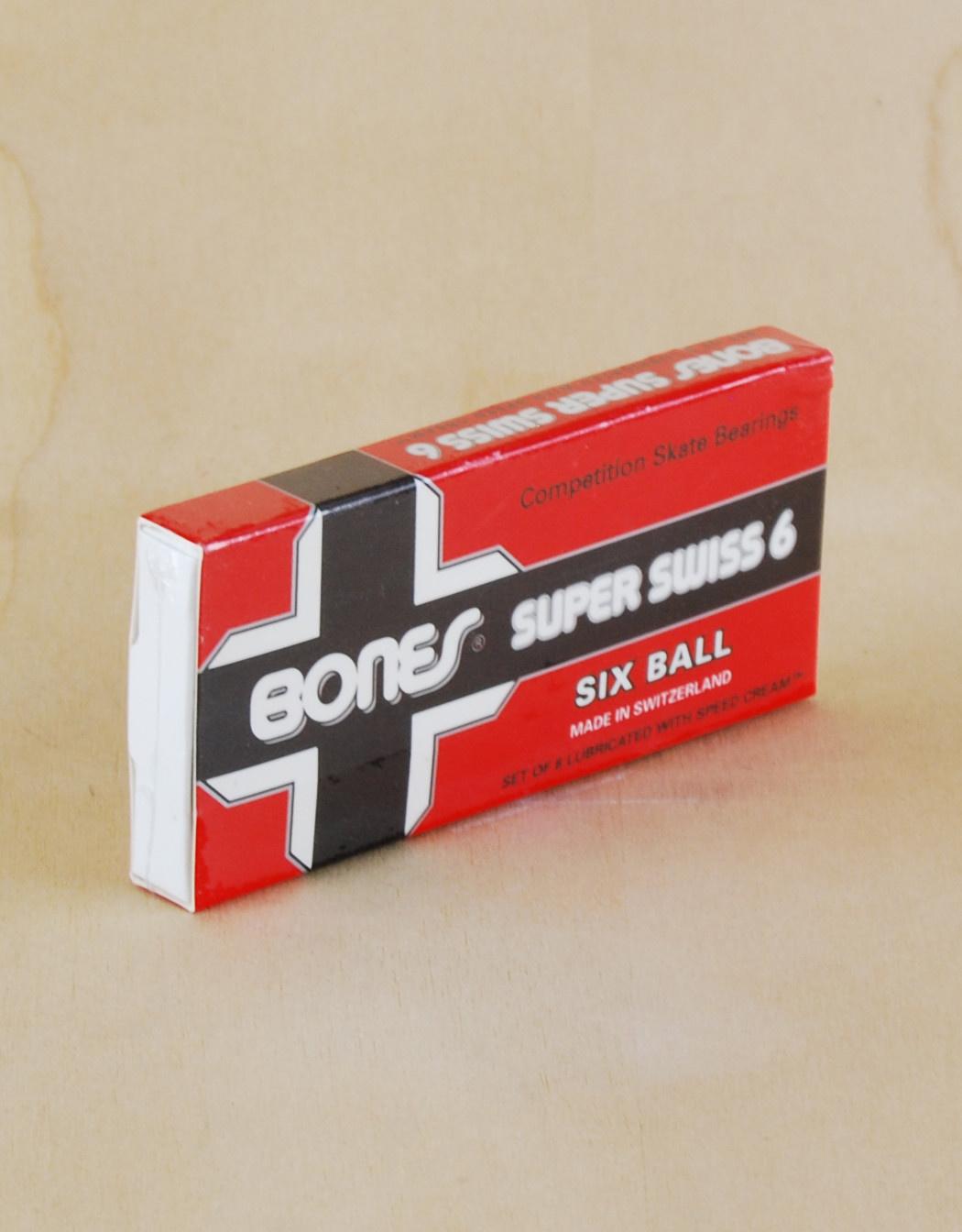 Bones Bones - Swiss 6-Ball Bearings