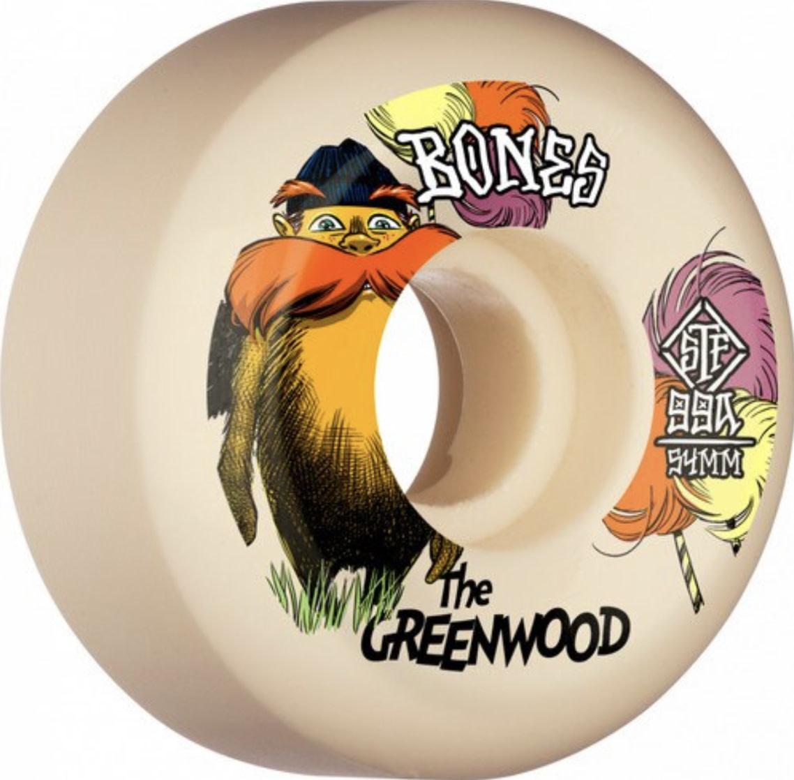 Bones Bones - The Greenwood STF V5 99a