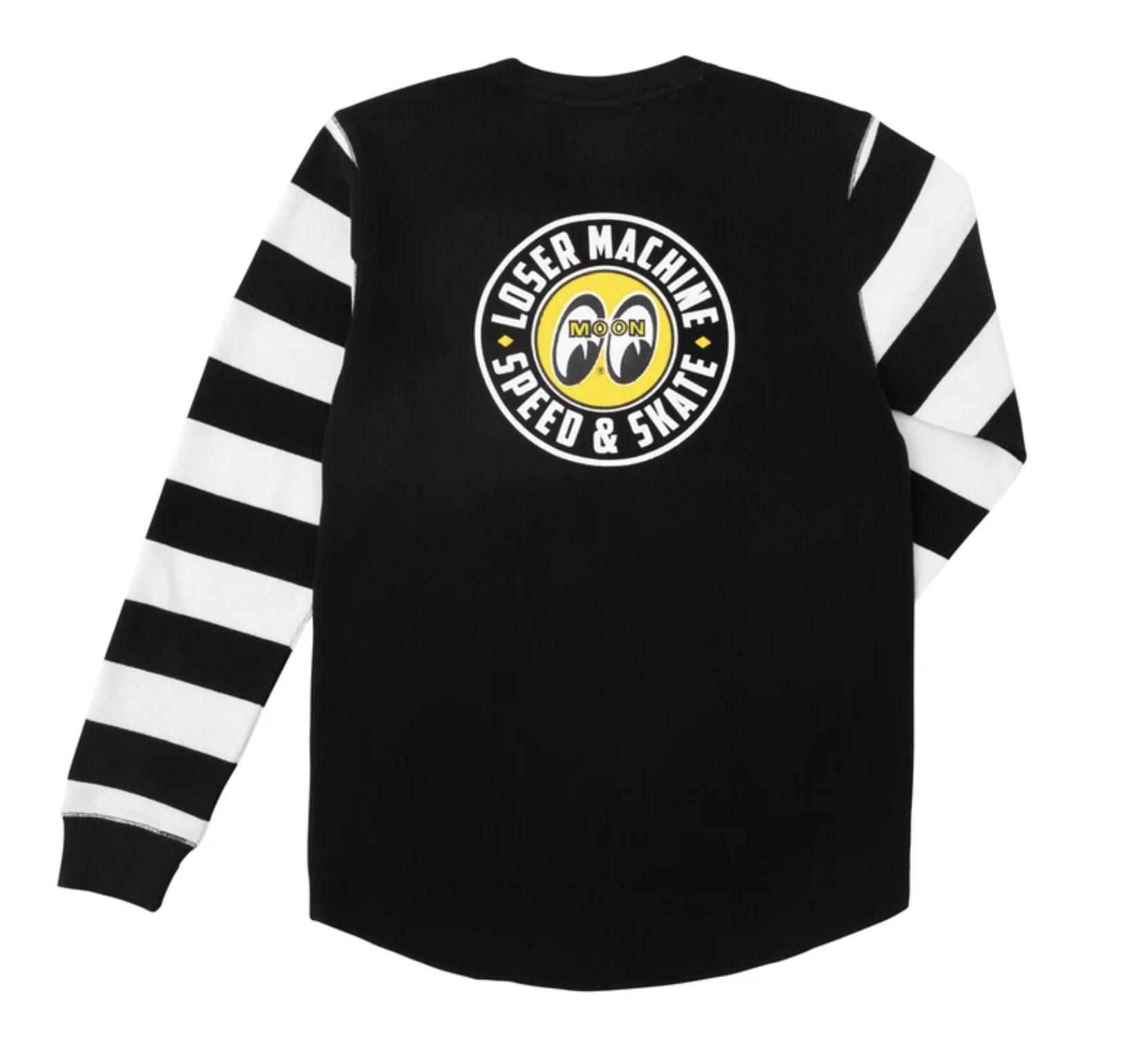 Loser Machine Loser Machine - Studebaker - Thermal Black White